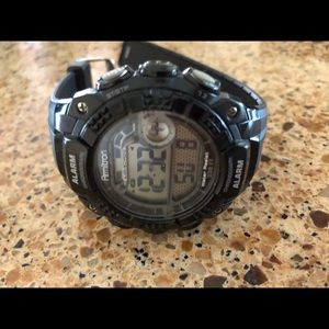Men's Armstrong Black Shock All Sport Watch!!